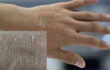 Electronic skin breakthrough makes it stretchy and transparent