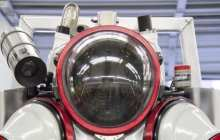 Submersible Exosuit lets divers plunge to 1,000 ft below the surface and return without decompression