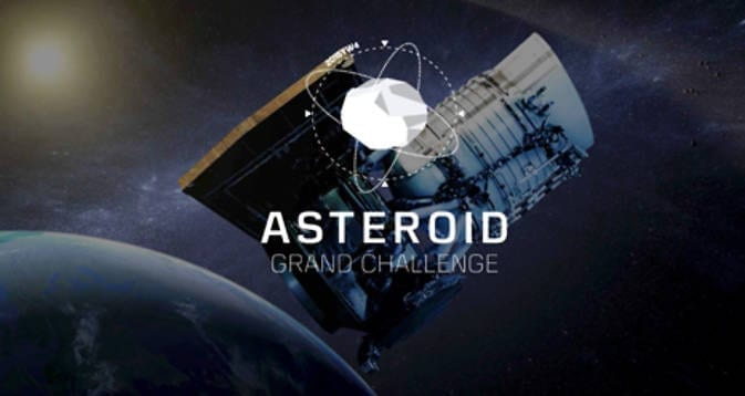 NASA's Asteroid Data Hunter contest series was part of NASA's Asteroid Grand Challenge, which is focused on finding all asteroid threats to human populations and knowing what to do about them. Image Credit: NASA