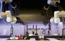 The ultimate kitchen gadget: a robotic chef