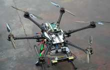 Scientist created drones that fly autonomously and learn new routes
