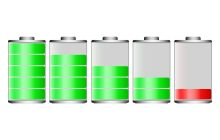 CWRU researchers efficiently charge a lithium-ion battery with solar cell