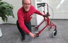 Smart walkers (rollators) for the elderly