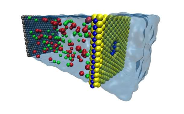Nanopores for desalination could take the salt out of seawater