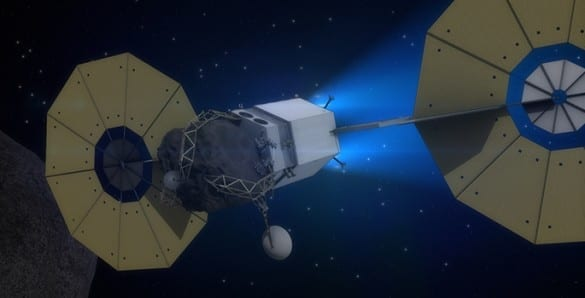 New detector perfect for asteroid mining