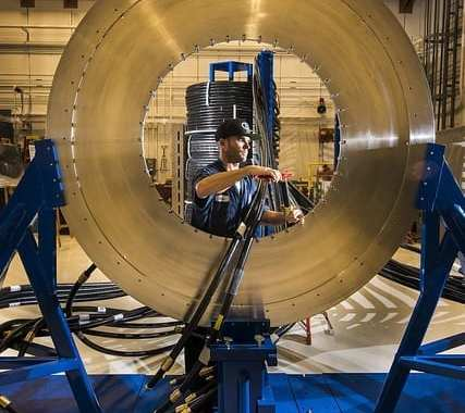 Thor's hammer pulsed-power accelerator to crush materials at 1 million atmospheres
