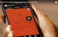 A worldwide seismic warning network using smartphones