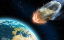 Scientists simulated a nuclear explosion of an asteroid