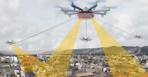 Keeping a Watchful Eye on Low-Flying Unmanned Aerial Systems in Cities