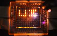 LED arrays that can both emit and detect light could enable new interactive functions and multitasking devices