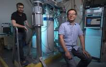 Advance in electronics and quantum computing: New 2-D materials conduct electricity near the speed of light