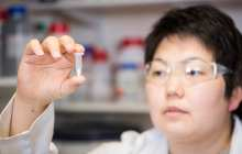 Vaccines and antibodies could be transported and stored without refrigeration by capturing them in tiny silica cages
