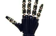 New form of stretchable electronics could give robots a sense of touch
