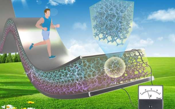 New material approach means piezoelectric energy harvesting could see a 10 fold increase