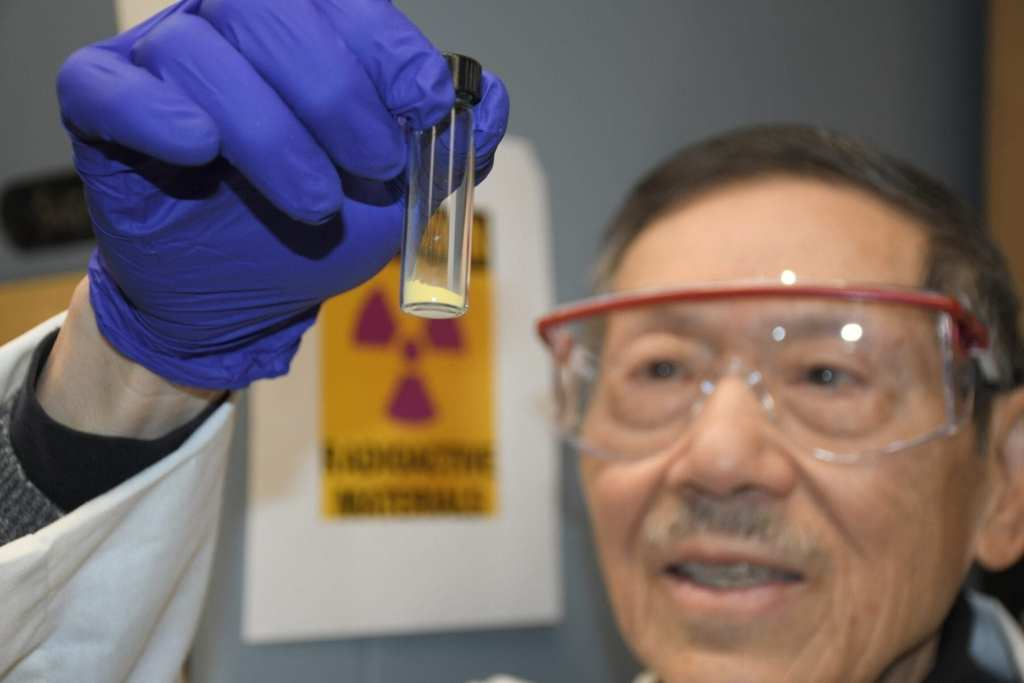 A major milestone on the way to getting uranium from seawater