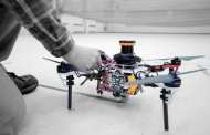 Drones working together, not using GPS, for search and rescue