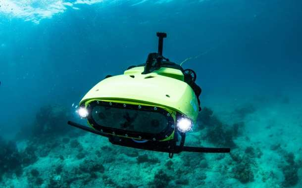 World First: Undersea robot dispersed microscopic baby corals to repopulate parts of the Great Barrier Reef