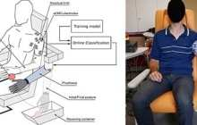 A prosthetic arm that decodes phantom limb movements without surgery or training