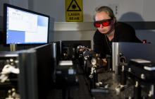 A world-first laser incubator for blood saves lives faster