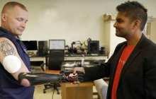 Adding a sense of touch to virtual reality