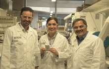 On the commercial brink of lithium sulphur batteries with 4 times the energy