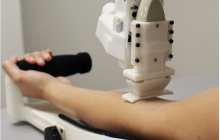 A blood-sampling robot performs as well or better than people