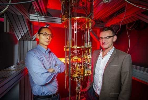 Breaking one of the biggest constraints on the way to practical quantum computers