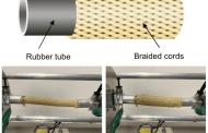 Soft muscles plus soft sensors equals soft robotic hardware