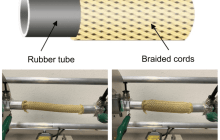 Soft muscles plus soft sensors equals soft robotic hardware