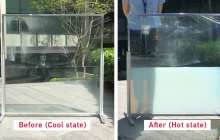 Could a liquid window save up to 45 per cent of energy consumption in buildings?