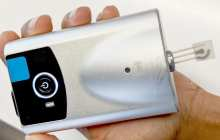 Monitoring blood glucose without finger pricks using a personalized sweat sensor