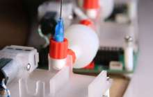 Small autonomous self-learning robots can adapt easily to changing circumstances