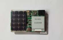 A solar powered AI system-on-a-chip can be configured for use in just about any type of application