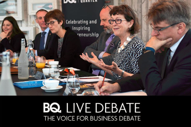 Innovation and Insight Live Debate 0