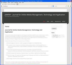 JOMTAP Homepage