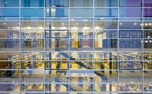 HFT Stuttgart Bibliothek