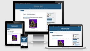 Am I responsive ? Wie sehen Webseiten auf unterschiedlichen Displaygrößen aus ?