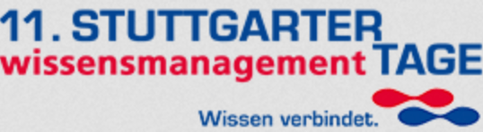 11. Stuttgarter Wissensmanagement-Tage im November 2015