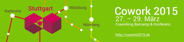 Cowork 2015 in Stuttgart