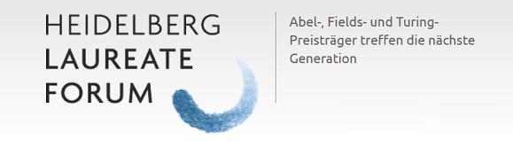 Heidelberg Laureate Forum 2015: Turing-Preisträger treffen