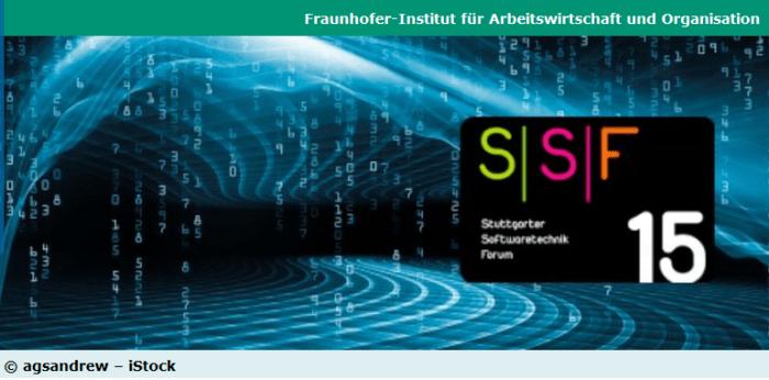 Stammdatenmanagement und Datenqualität im Fokus des SSF 2015 im Oktober 2015 in Stuttgart