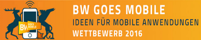 BW Goes Mobile 2016: Wanted: Innovative mobile Anwendungen aus dem Ländle