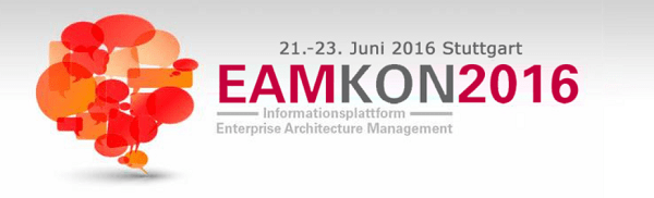 EAMKON 2016 in Stuttgart - Informationsplattform Enterprise Architecture Management