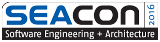 SEACON 2016: Software Engineering and Architecture in Hamburg