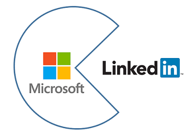 Softwaregigant Microsoft übernimmt das Social Network LinkedIn
