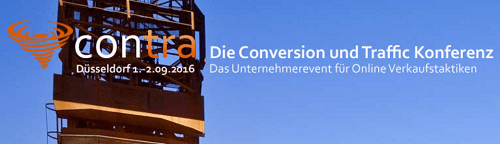 Contra 2016 am 1. und 2. September in Düsseldorf
