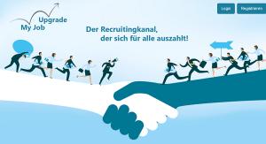 MyJobUpgrade - Mit Empfehlungen zu besseren Jobs