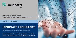 Innovate Insurance - Die digitale Zukunft von Versicherungen gestalten