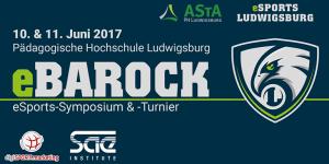 eBarock - eSports-Symposium und -Turnier-