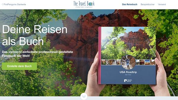 FindPenguins: Fotobücher automatisch erstellen lassen